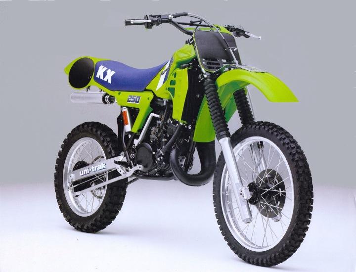 1984 Kawasaki KX250