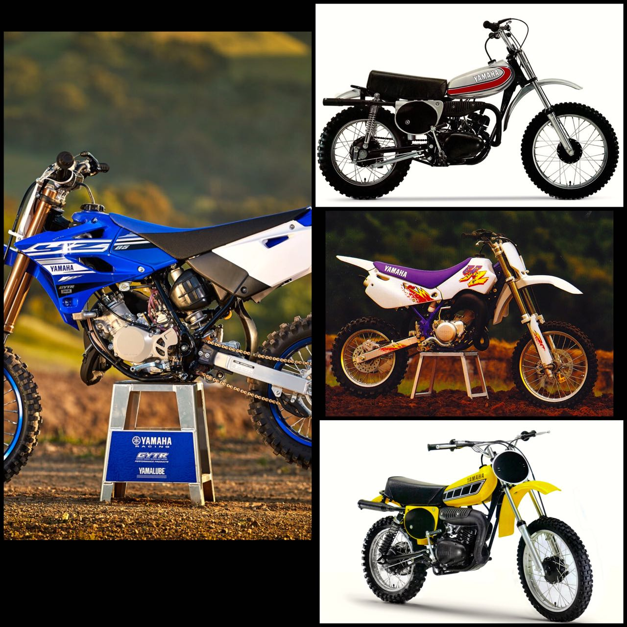 Yamaha YZ80 and YZ85 History 1974-2019 – The Motocross Vault