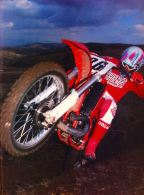 1989 Honda CR500R