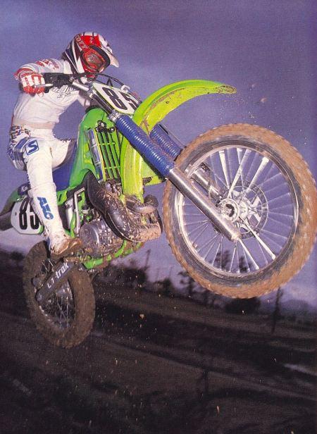 1989 Kawasaki KX500