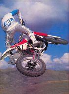 1989 Yamaha YZ490