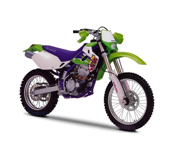 1996 Kawasaki KLX250R