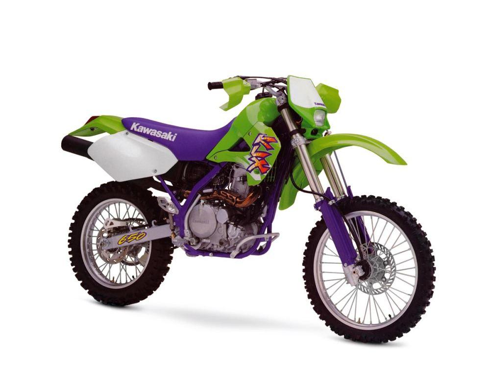 1996 Kawasaki KLX650R