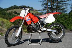 1990 Honda CR250R Ebay listing 2