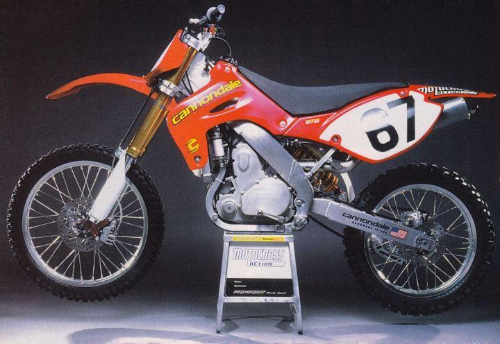 2001 Cannondale MX400 - MXA Pic