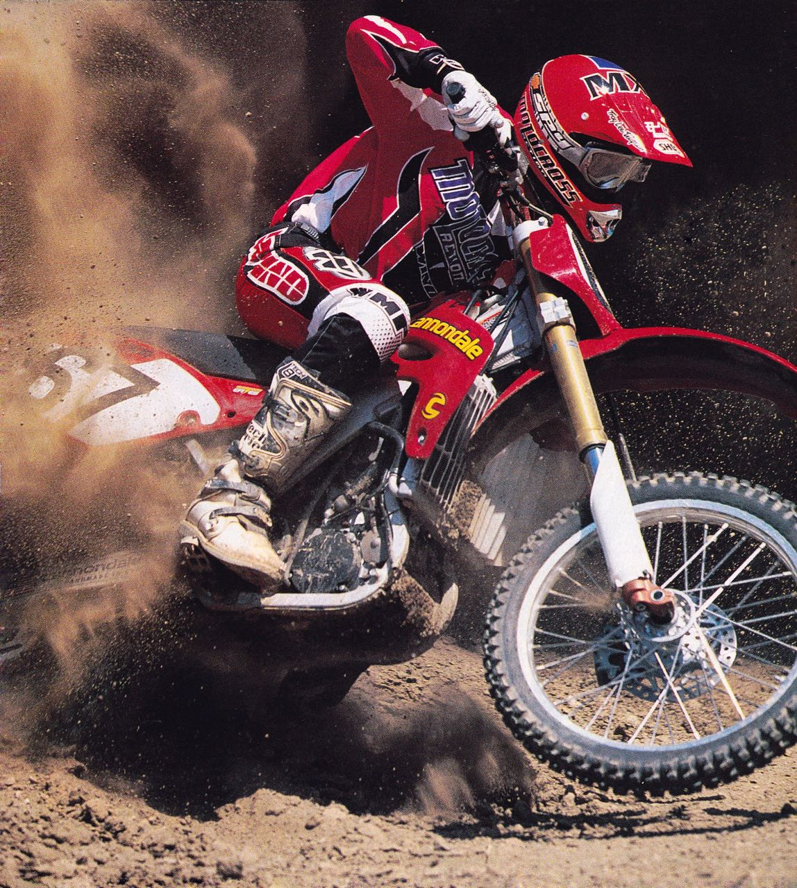 839a23d372c 2001 Cannondale MX400 Test From Motocross Action – The Motocross Vault