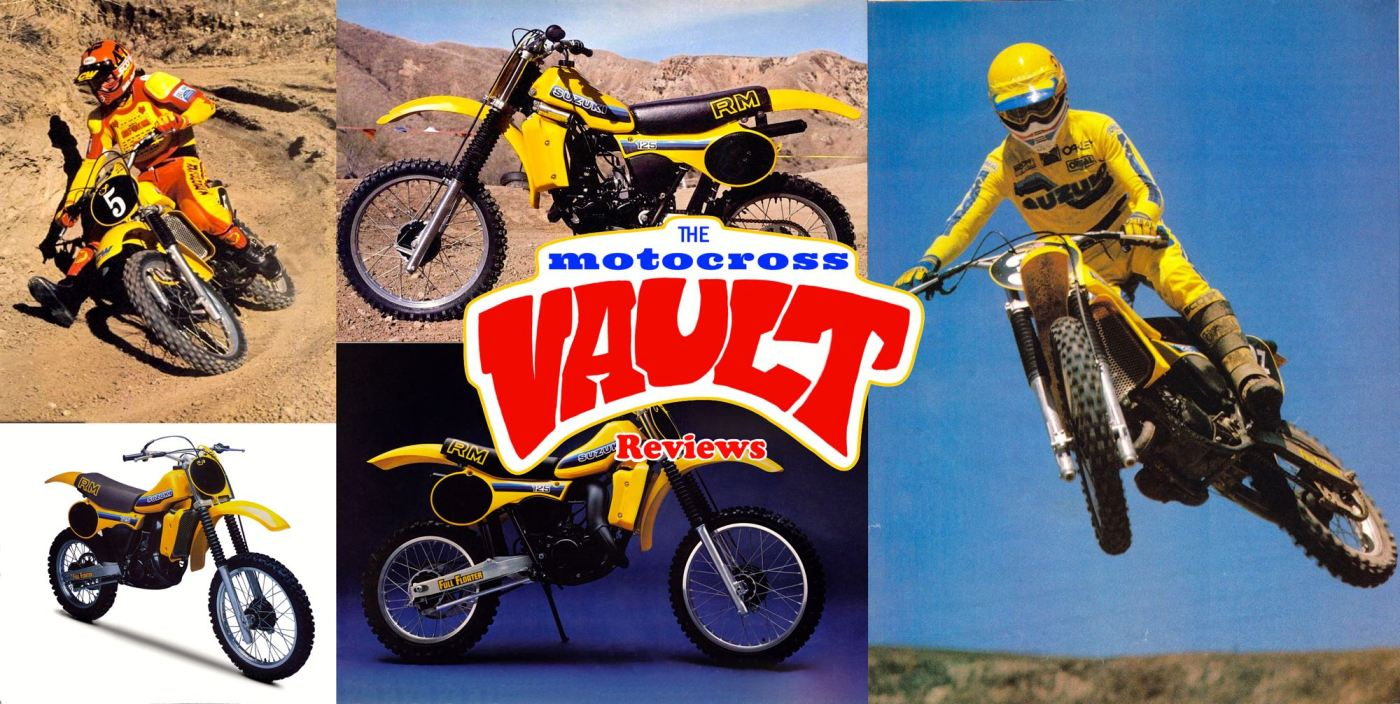 The Motocross Vault