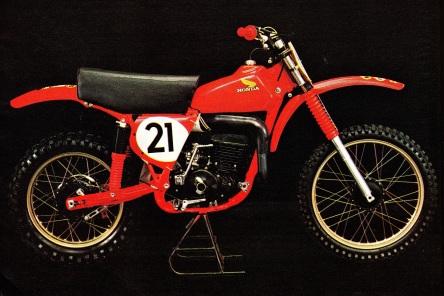 1975 RC400 Pierre Karsmakers