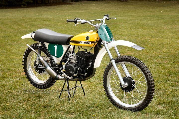 1972 Factory Suzuki RH72