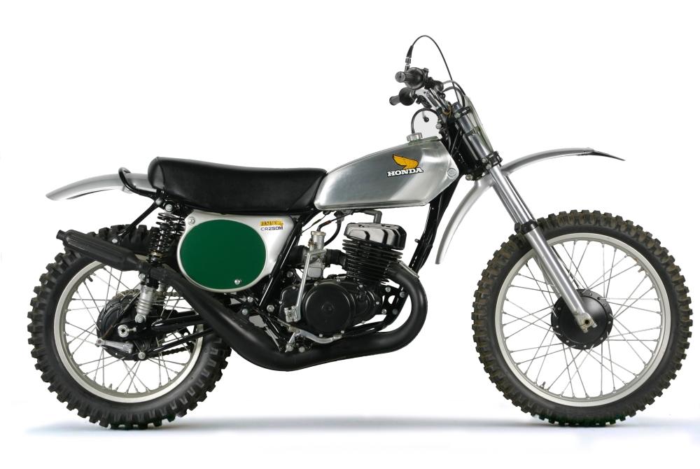 1973 Honda CR250M Elsinore