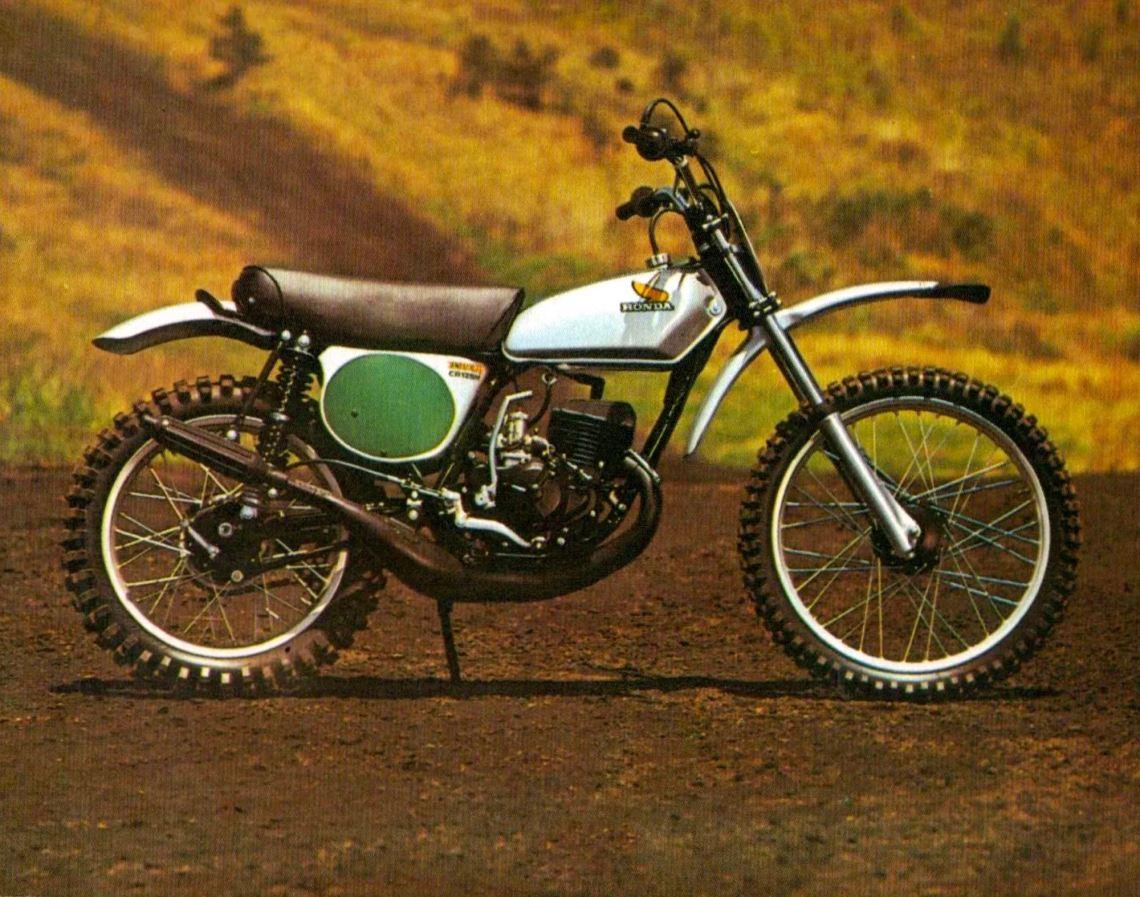 1974 Honda CR125M Elsinore