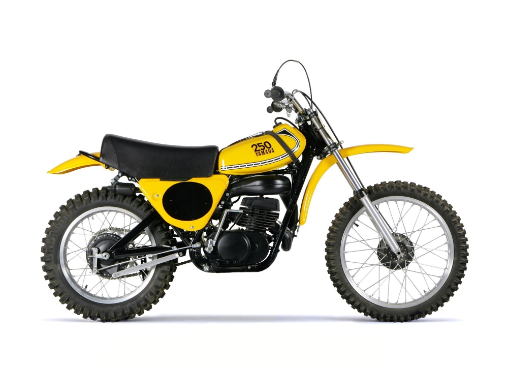 1975 Yamaha YZ250