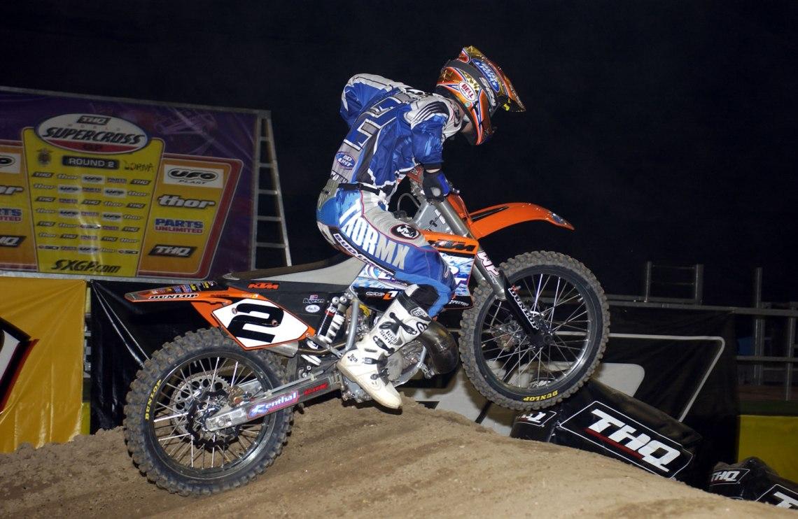 2003 Jeremy McGrath 6