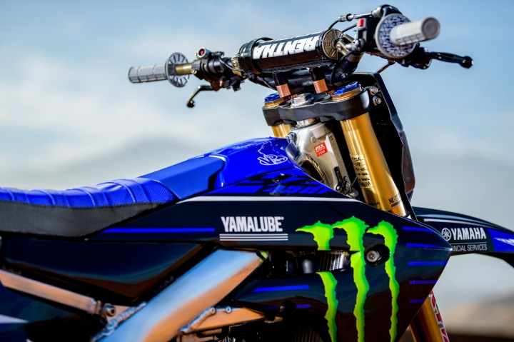 2020 Factory Yamaha YZ450F of Justin Barcia and Aaron Plessinger - OCTOPI MEDIA pic 20