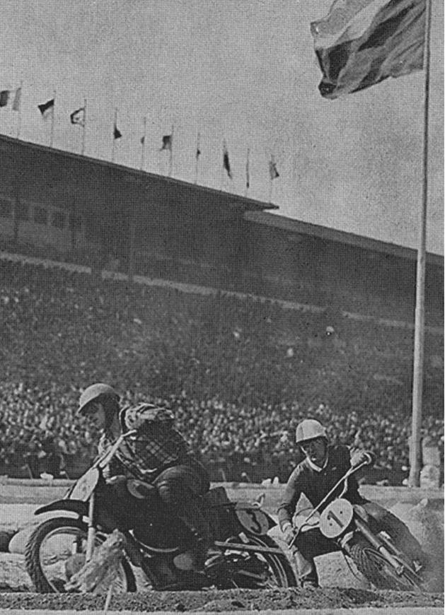 Prague, Czechoslovakia Supercross