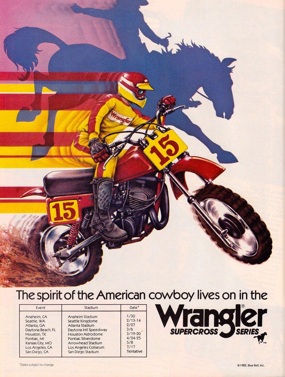 Wrangler Supercross Series